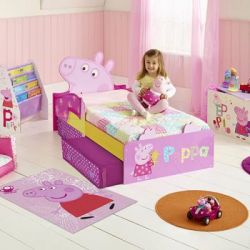 Chambre junior Peppa Pig