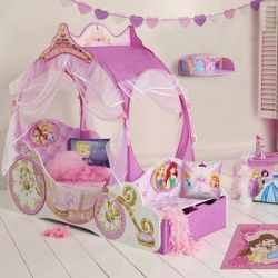 Chambre junior Princesses Disney