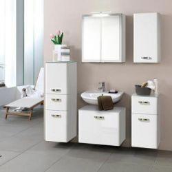 Salle de bains Phoenix blanc