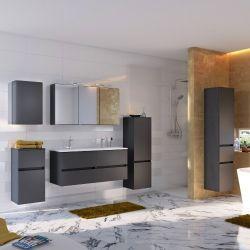 Salle de bains Brama gris