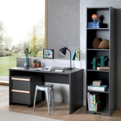 Bureau London - anthracite