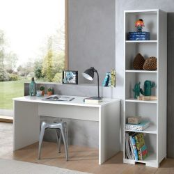Bureau London - blanc