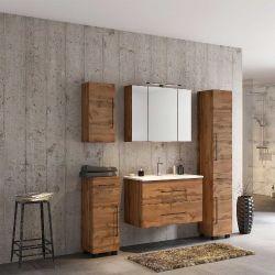 Salle de bains Dusan chêne wotan