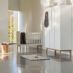 Chambre bébé Pure White