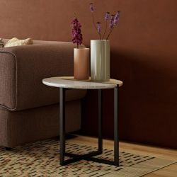 Tables d'appoint rondes
