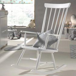 Chaises à bascule chambre bébé