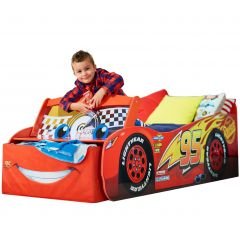 Lit junior Flash McQueen + leds