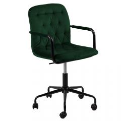 Chaise de bureau Wendoline - vert