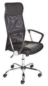 Chaise de bureau Torino - noir