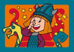 Tapis Vic le Viking I've got it