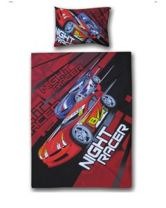 Housse de couette Night Racer