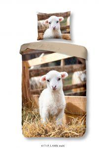 Housse de couette Lamb 140x220
