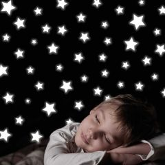 Stickers muraux Stars phosphorescents