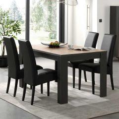 Table à manger Lodz 160 cm