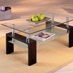 Table basse Alva - noir
