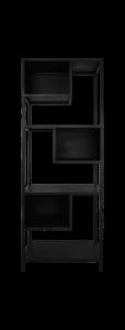 Armoire ouverte - fer - noir