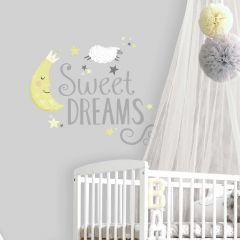 Sticker mural Sweet Dreams