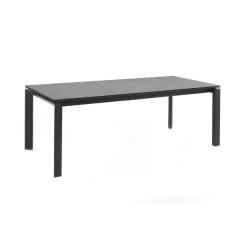 Table de jardin extensible Bettini 220/280 - anthracite