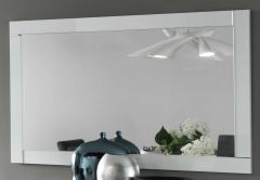 Miroir Modena 140 cm - blanc