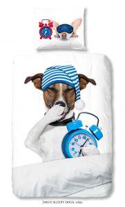 Housse de couette Sleepy Dogs 140x220