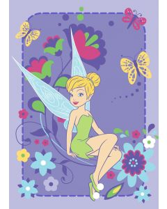 Tapis Fairies - Tink Flowers