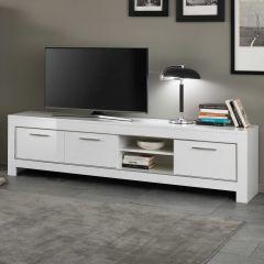 Meuble TV Modena 207 cm - blanc