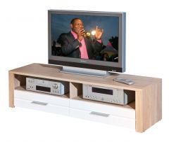 Meuble tv Absoluto 150cm - chêne sonoma