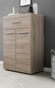 Bahut Tristan 2 portes & 1 tiroir - chêne