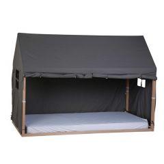 Toile pour cadre de lit Maison 90x200 - anthracite