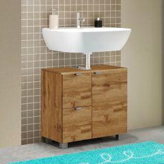 Meuble sous lavabo Bodhi 70cm - chêne