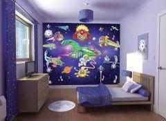 Papier peint Extraterrestres