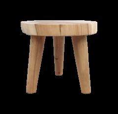 Table basse - ø45 cm - munggur