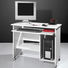 Bureau Norbert 90cm - blanc