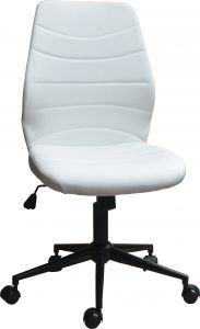 Chaise de bureau Ronda - blanc