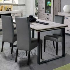Table à manger Marseille 160 cm