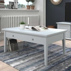 Table basse Morgane - gris