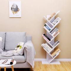 Bibliothèque Daisy - blanc