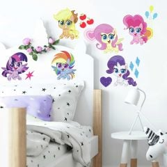 Stickers muraux My Little Pony - Let's Get Magical