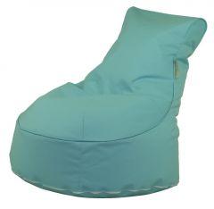 Pouf Confort Miami - turquoise