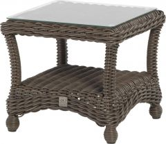 Table d'appoint Madoera Colonial