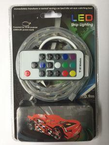 Éclairage LED pour lits voiture