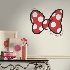 RoomMates stickers muraux - Minnie Mouse Dots