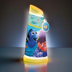 Veilleuse et lampe de poche Le Monde de Dory