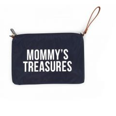 Pochette Mommy - bleu marine