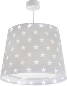 Suspension Stars - gris