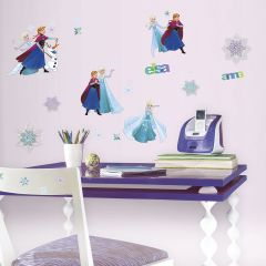Stickers muraux Disney La Reine des Neiges