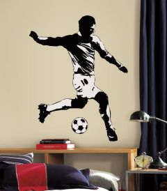 RoomMates stickers muraux - Joueur de foot