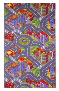 Tapis Big City - grand