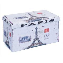 Repose-pieds pliable Setti groot - Paris