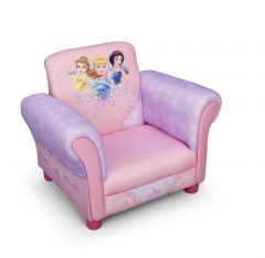 Fauteuil rembourré Princesses Disney